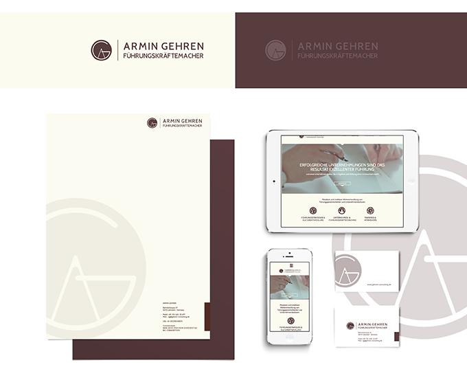 Corporate Design Armin Gehren