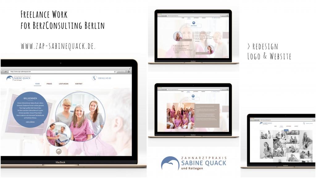 Re-Design Website